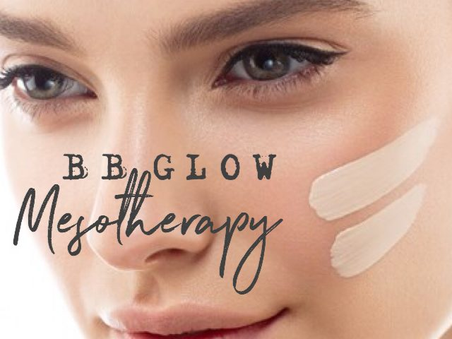 New Treatment Bb Glow Mesotherapy Parfaire Clinic